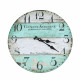Wall Clock - Clement, Ø: 34 cm