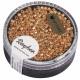 Delica rocailles, 2.2mm ø, gold, 4 g