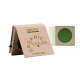 organic eyeshadow green
