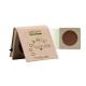 organic eyeshadow chocolat