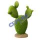 Cactus Projekt 1, około 32x24cm