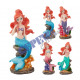 Deco figure 'Mermaid', L, 4 / s, ca.12,5cm
