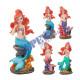 Deco figure 'Mermaid', XL, 4 / s, ca.16cmH