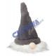 Gnome head, small, about 18cmH