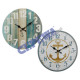 Wall clock, Maritime, 2 / s, about 28 cmD