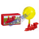 Balloon train, set of 3, approx. 12cmB