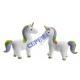 """Unicorn tęczowy"""", 2 / S, S, 9cm"""