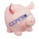 """Skarbonka """"Plush Pig"""", z dźwiękiem, duży, około 25"""