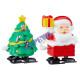 Figurine, Christmas, 2 / s, ca. 6cmH