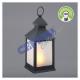 * ADVERTISEMENT * LED lantern, m. real. Flame flic
