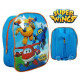 Super Wings kis hátizsák gyerek hátizsák