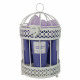 AROMANICE Bath Cage - 4 Pieces - Lavender and Orc