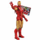 3D bubble bath - iron man - Avengers