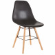 Unisex Chairs SCANDINAVE CHAIR BLACK NEW 015