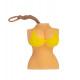 Nő bikini sárga szappan szappan kézzel készített T