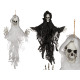Halloween figure, Skul IV, about 75 cm, 2-color so