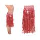 Hawaii Beinstulpen color red