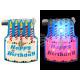 BLINKI Magnet Blinky Happy Birthday
