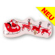 Blinki Blinky magnetic sled with reindeer 3