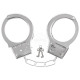 Carnival handcuffs basic metal