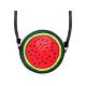 Round motifdeconception de sacàmain: Watermelon
