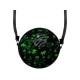 Round motif handbag design: Hemp