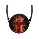 Round Scene Handbag Design: Union Jack