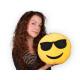 Kussens Emoticon Emoji Con koel