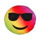 Pillows Rainbow Emoticon Emoji Con * cool *