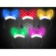 LED luminous headband sorted dotted fly