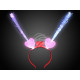 LED light stripe motive: pink hearts
