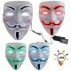 Sorting EL LED masks horror masks horror masks