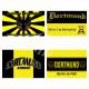 Starter Paket Flaggen Mix Dortmund I