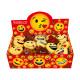Portachiavi Ordinamento Emoji Con (48pcs)