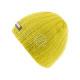 Beanie Long Beanie, Slouch neon yellow