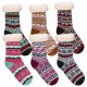Christmas socks hut socks for women