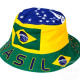 Nyári kalap, nyári kalapok Fanhut Fanoutfit Brazíl