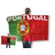 Flaggenumhang Umhängefahne Flaggen Portugal