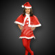 WK-71 sweet Christmas costume for girls 6-8 years