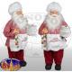 Weihnachtsmann Michel 60cm