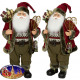 Santa Ebb 80cm - Christmas decoration