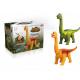 Dinosaur avec la fonction du son et de la marche B
