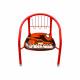 ONDERSTEUNING metalen stoel Spiderman RED