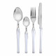 KITCHEN - Cutlery 24 PIECES STAINLESS STEEL