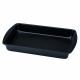 CUISINE - BLACK STEEL MOULE FOUR 36.8X24.3X5.0CM S