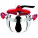 Kitchen - BERGNER - PRESSURE COOKER 22CM RED 4L TH