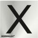 INOX SIGNAAL X 50X50mm