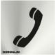 INOX SIGNAAL TELEFOON 120X120mm