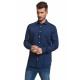 JAVIER LARRAINZAR - Camisas JLM39 - Blue navy