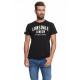 LONSDALE - Lonsdale T-Shirt - Schwarz